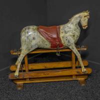 Naïve Victorian Rocking Horse (11 of 12)
