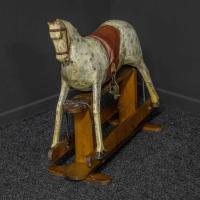Naïve Victorian Rocking Horse (10 of 12)