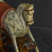 Naïve Victorian Rocking Horse (9 of 12)