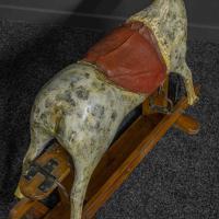 Naïve Victorian Rocking Horse (6 of 12)