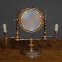 Georgian Mahogany Toilet Mirror (5 of 11)