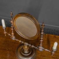 Georgian Mahogany Toilet Mirror (11 of 11)
