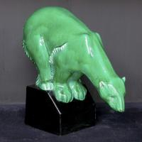 Art Deco Sévres Polar Bear