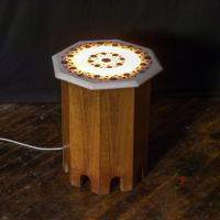 Decorative Illuminated Occasional Table