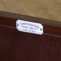 T.Simpson & Sons Mahogany Side Cabinet c.1905 (20 of 26)