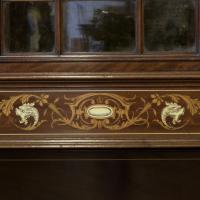 T.Simpson & Sons Mahogany Side Cabinet c.1905 (12 of 26)