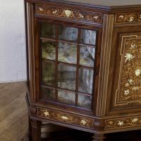 T.Simpson & Sons Mahogany Side Cabinet c.1905 (8 of 26)