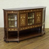 T.Simpson & Sons Mahogany Side Cabinet c.1905 (3 of 26)