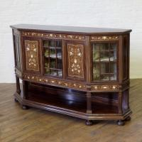 T.Simpson & Sons Mahogany Side Cabinet c.1905 (4 of 26)