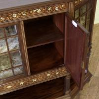 T.Simpson & Sons Mahogany Side Cabinet c.1905 (21 of 26)