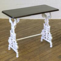 Victorian Cast Iron Conservatory Table c.1870