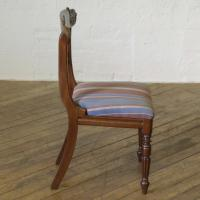Set of 6 William IV Mahogany Chairs c.1835 (7 of 8)