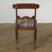 Set of 6 William IV Mahogany Chairs c.1835 (8 of 8)