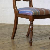Set of 6 William IV Mahogany Chairs c.1835 (2 of 8)