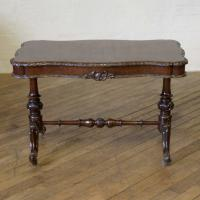 Victorian Walnut Table c.1860 (6 of 9)
