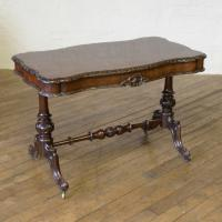 Victorian Walnut Table c.1860