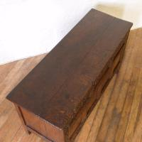 17th Century Oak Coffer (10 of 10)