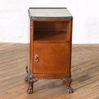 Pair of Queen Anne Style Bedside Cabinets (7 of 18)