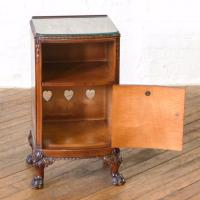 Pair of Queen Anne Style Bedside Cabinets (6 of 18)
