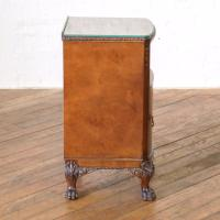 Pair of Queen Anne Style Bedside Cabinets (3 of 18)