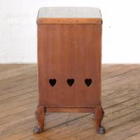 Pair of Queen Anne Style Bedside Cabinets (2 of 18)