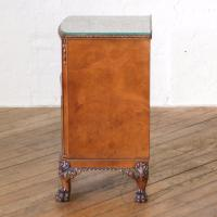 Pair of Queen Anne Style Bedside Cabinets (10 of 18)