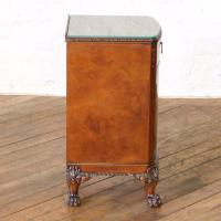 Pair of Queen Anne Style Bedside Cabinets (12 of 18)