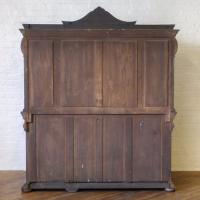 Victorian Pollard Oak Sideboard (18 of 22)
