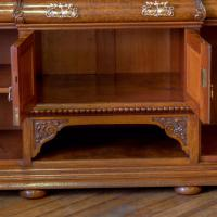 Victorian Pollard Oak Sideboard (2 of 22)