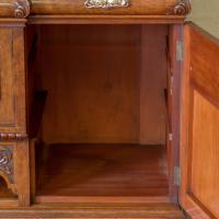 Victorian Pollard Oak Sideboard (4 of 22)