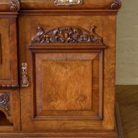 Victorian Pollard Oak Sideboard (5 of 22)