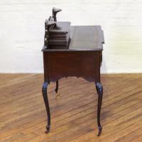 Edwardian Mahogany Ladies Writing Desk (3 of 15)