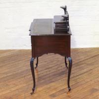 Edwardian Mahogany Ladies Writing Desk (8 of 15)