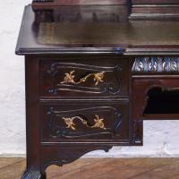Edwardian Mahogany Ladies Writing Desk (9 of 15)