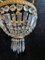A French Small Bag Antique Chandelier (6 of 12)