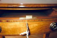 Satinwood Pembroke Table c.1930 (12 of 12)