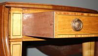 Satinwood Pembroke Table c.1930 (5 of 12)