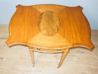 Satinwood Pembroke Table c.1930 (9 of 12)