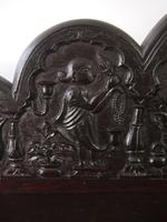 Antique Anglo Indian Dresser with Ganesh Carved Top (16 of 23)