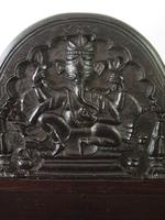 Antique Anglo Indian Dresser with Ganesh Carved Top (15 of 23)