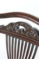 Antique Edwardian Mahogany Dressing Table Chair (7 of 12)