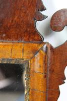 Antique Chippendale Mahogany Fretwork Mirror (9 of 13)