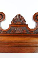 Late Victorian Walnut Hall Chair (7 of 13)
