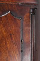 Mahogany & Inlaid Standing Corner Cupboard (8 of 13)