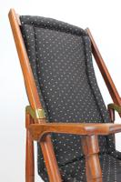 Edwardian Folding Steamer Chair / Campaign Chair (6 of 13)