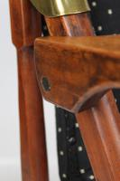 Edwardian Folding Steamer Chair / Campaign Chair (9 of 13)