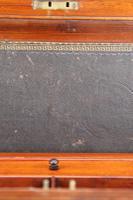 Edwardian Mahogany Cylinder Top Desk / Writing Bureau (10 of 14)