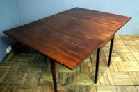 Good Practical Super Quality Georgian Mahogany 6 Leg Gateleg Table (4 of 10)
