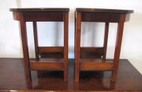 Pair of Art Deco Side Tables (3 of 4)