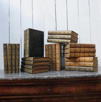 Twenty Four Antique Leather Bound Books (6 of 6)